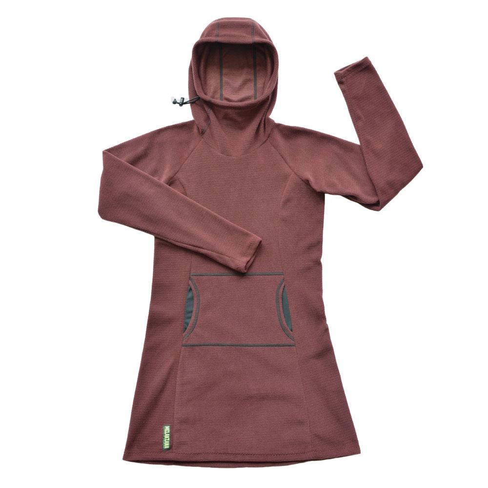 [Micro Grid Dress product image]